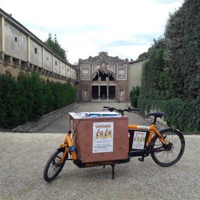 Firenze diventa una città green, nasce cyclologica